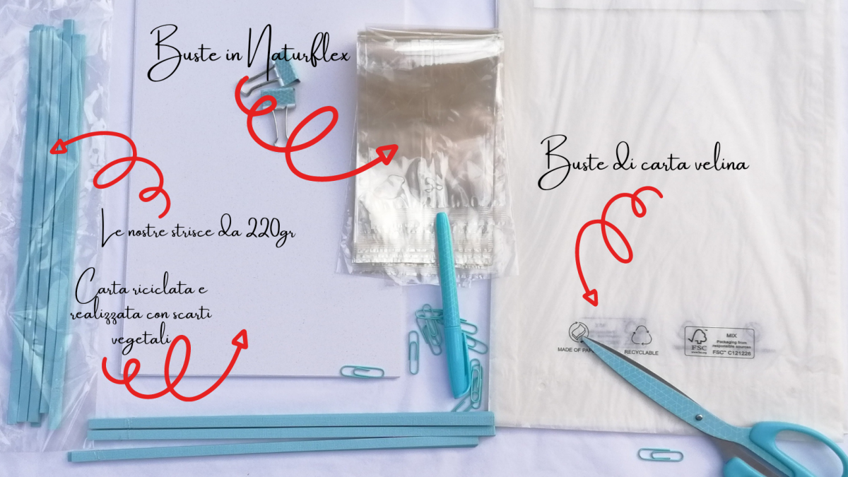il quilling pack diventa green